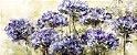 Tela Flores da Minha Infância - Luiza Matilde - Imagem 1