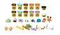 Conjunto de Massa de Modelar -Play-Doh Caquinha Divertida - Hasbro E5810 - Imagem 3