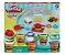 Conjunto de Massa de Modelar - Play-Doh Sweet Shoppe - Lanchinhos Criativos - Hasbro A7659 - Imagem 1