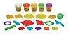 Conjunto de Massa de Modelar - Play-Doh Sweet Shoppe - Lanchinhos Criativos - Hasbro A7659 - Imagem 2