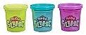 Conjunto de Slime Play-Doh - Roxo, Verde e Amarelo - Hasbro - E8789 - Imagem 2