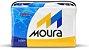 BATERIA AUTOMOTIVA MOURA M75LD 24M CCA550 C/A - Imagem 1