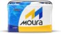 BATERIA AUTOMOTIVA MOURA M50EX 18M CCA340 C/A M50ED/M50EX - Imagem 1