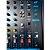 Mesa De Som Oneal 8 Canais Omx8 P10 Usb Serve Em Rack - Imagem 2