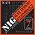 Encordoamento Violão Nylon Branco Nig N471 Alta Tensão 7cord - Imagem 1