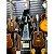 Guitarra Ibanez Paul Stanley Ps60 Bk Banda Kiss - Imagem 4