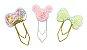 Clips Grande Aplique Laço/Mickey - Imagem 2