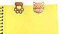 Marcador de Páginas Gatos - Imagem 3