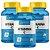 03 Vitamina C 500mg Profissional Beleza 120 Cápsulas - Imagem 1