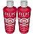 Kit Duo Sos Shampoo + Condicionador Felps 2x250ml - Imagem 5