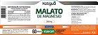 Kit 3 Malato De Magnesio 60 Cápsulas KATIGUA - Imagem 3