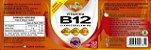 Vitamina B12 Cianocobalamina 120 Capsulas Minicapsulas Softgel Katigua - Imagem 3