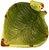 Folhinha bowl verde c/ passarinho  - Imagem 1