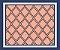 Pareô Mirtilo Geométrica Coral - Imagem 2
