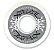 RODA TRAXART 57MM X-TREETZ - 4 UND - Imagem 1