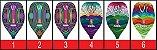 Raquete Beach Tennis 22mm - Vi - Kirol Rackets - Imagem 1