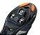 Taco Para Pedal Padrão Look Kéo Cinza 9º grau c/ parafusos Ref.346 - Imagem 5