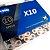 Corrente Kmc Original X10 10 Velocidades compatível com Shimano, Sram, etc Ref.192 - Imagem 2