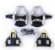 Pedais Pedal Shimano SPD-SL PD-R540 - Acompanha Tacos Ref.540 - Imagem 2