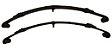 Feixe de mola 2 Lâminas 600mm 250kg - Imagem 4