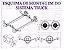 Kit Suspensão 4000 Kg Truck Com Sistema Freio Boca De Lobo - Imagem 8