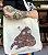 Ecobag Sacola de Pano Reutilizável Preguiça Amorzinho - Imagem 1