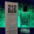 Perfume 212 MEN NYC 50ml - Imagem 1