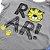 Roupa de Bebê Menino Conjunto Camiseta Tigre e Bermuda  - Imagem 3