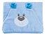 Roupão Bebê Atoalhado com Touca Divertida Urso - Imagem 3