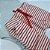 Conjunto Roupa de Bebê Calor Body Manga Curta Bermuda Saruel Cinza Mescla - Imagem 3