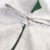 Macacão Longo de Zíper com Touca Dino Cinza Mescla Minimalista - Imagem 4