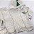 Conjunto Touca Dino Baby Minimalista - Imagem 2