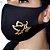 Máscara de proteção Higiênica reutilizável |Pomba Paz| - Imagem 1
