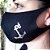 Máscara de proteção Higiênica reutilizável | Fé Âncora Prata| - Imagem 1