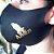Máscara de proteção Higiênica reutilizável  Amém Dourado  - Imagem 1