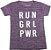 Camiseta Feminina Run Girl Power - Imagem 1