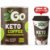WHEY PROTEIN (900g) DUX NUTRITION + KETO COFFEE (240g) 2GO NUTRITION - Imagem 4