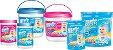 Lenço Umedecido Balde Azul 70- Mais Conforto - Imagem 1