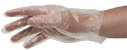 Luva Descartavel Plástica - Nobre - Imagem 1