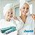 Creme Dental Dentil Menta c/ Flúor 90g (branqueamento dos dentes) - Imagem 2