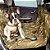 Capa Proteção de Banco de Carro Camuflada Clássica - Imagem 1