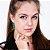 Brinco Duplo Jolie - Ródio Branco - Imagem 2