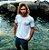 Camiseta Algodão Orgânico JubArte - Proteja a Vida Marinha! - Imagem 1