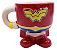 Caneca Corpo Mulher-Maravilha DC - Imagem 1