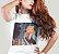 Camiseta Baby Look - Cinderela Fast Food - Imagem 1