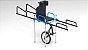 Cadeira Julietti Standard 2021 - Azul - Imagem 1