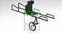 Cadeira Julietti Standard 2021 - Verde - Imagem 1