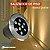 Balizador LED de Piso de Embutir 15W 220V IP67 Philips - Imagem 3