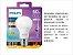 Kit 6 Lâmpadas Led Bulbo 9w Dimerizável Philips 3000k Quente - Imagem 2