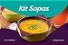 KIT SOPAS - 6un. - Imagem 1